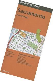 Sacramento Street Map