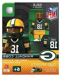 Randall Cobb NFL Green Bay Packers Oyo G2S2 Minifigure