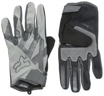 Fox Racing Ranger Mountain Bike Gloves, Grey, Medium