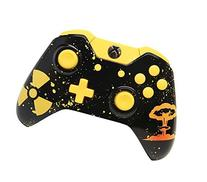 """Nuclear Explosion"" Xbox One Rapid Fire Modded Controller 40"