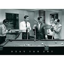The Rat Pack Poster 33 x 23in