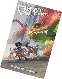Rat Queens Volume 1: Sass & Sorcery
