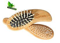 #1 Top Rated Baby Brush Set - 2 Pack of Eco-Friendly Bamboo
