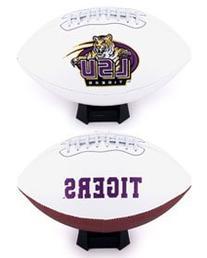 NCAA Louisiana State Fightin Tigers Signature Full Size