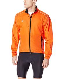Canari Cyclewear Men's Razor Convertible Jacket, Breakaway