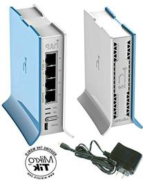 Mikrotik RB941-2nD-TC hAP Lite 32MB 4 X 10/100 2.4Ghz 802.