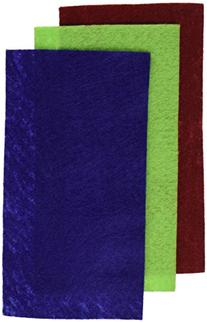 Players Products RBFL Rainbow Flute Rod Cloth 3 Pack