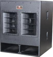 "Rockville RBG18FA 18"" 3000w Active Powered Pro Subwoofer"