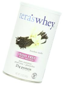 tera's: Simply Pure Grass-Fed rBGH-Free Whey Protein,