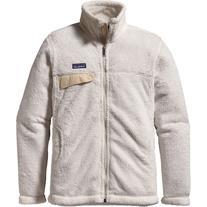 Patagonia Re-Tool Full-Zip Fleece Jacket - Women's Raw Linen