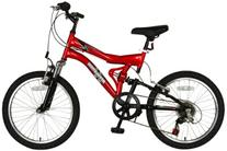 Revolution Reactor Dual Suspension Mountain Bike