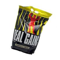 Real Gains 10.6 lb  Cookies & Cream Weight Gain Supplements