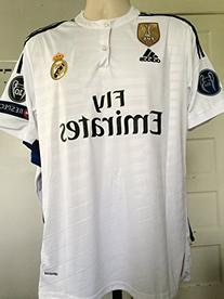 Real Madrid Home 2014/15 Jersey  with Ronaldo 7 - Size