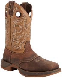 Durango Men's Rebel DB4442 Western Boot,Brown/Tan,9.5 M US