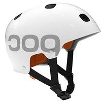 POC Receptor Flow Bike Helmet, Hydrogen White, X-Small/Small