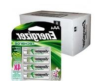 Energizer Recharge AA Rechargeable Batteries NiMH 2300mAh