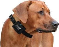 Ortz Waterproof Rechargeable Bark Collar for Small, Medium