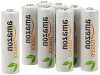 AmazonBasics AA Rechargeable Batteries  Pre-charged -