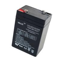 Lil' Rider 6V Rechargeable Battery for Models KB901 and