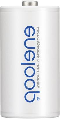 eneloop Rechargeable Battery C-size 3,000mAh 1-Pack