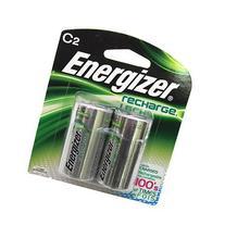 Energizer Rechargeable C Batteries 2500Mah 2Pk