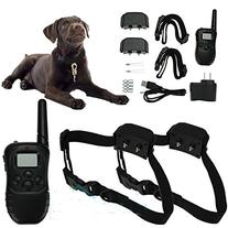 Rechargeable Waterproof LCD 100LV Level Shock Vibra Remote 2