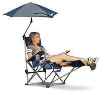 Sport-Brella Recliner Chair:  3-Position Recliner W/ Full
