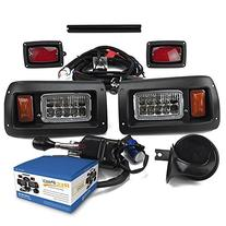 NEW  CLUB CAR DS GOLF CART DELUXE STREET LEGAL ALL LED Light