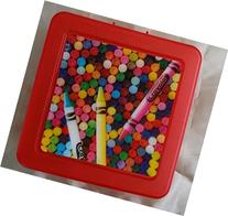Crayola Red 3D Crayon Case