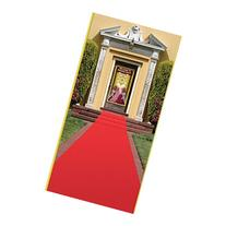 "12 Red Carpet Ailse Runners 24"" x 15' Runner"