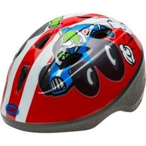 Bell Zoomer Red Cars Toddler Bike Helmet