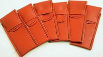 Red Dart Pouches