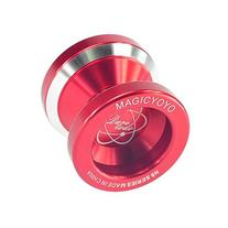 New Red Fashion Magic YoYo N8 Dare To Do Alloy Aluminum