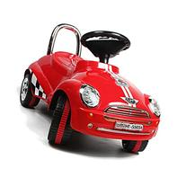 Red Ride On Car Toy Gliding Scooter with Sound & Light by