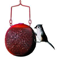 Perky-Pet RSB00343 Red Seed Ball Wild Bird Feeder