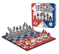 USAopoly Red Sox vs Yankees Chess