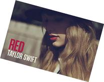 Taylor Swift Red Tour Music Poster 34x22