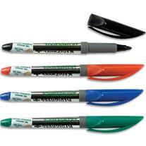 Ticonderoga RediSharp Plus Low Odor Permanent Markers, Fine