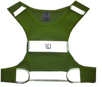 LW Reflective Safety Vest for Running Cycling Walking Yellow