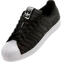 Adidas Men's Superstar Originals Cblack/Supcol/Ftwwht