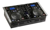 Refurbished! Gemini CDM-3600 Dual Table Top Pro DJ CD Player