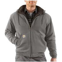 Carhartt® Brushed Sherpa - lined Fleece Hooded Full -