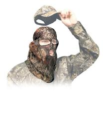 Primos® Net Ninja® Full Hood Face Mask, Mossy Oak&