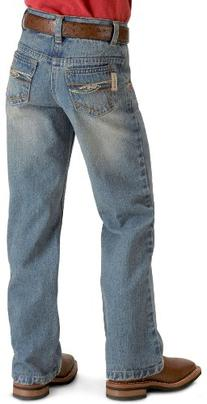 Cinch Boys' Tanner Slim Cut Jeans 8-18 Denim 18