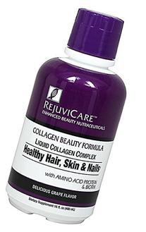 RejuviCare Collagen Beauty Formula Grape - 16 oz