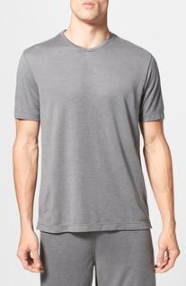 Men's Tommy Bahama Relax V-Neck T-Shirt, Size Large - Black