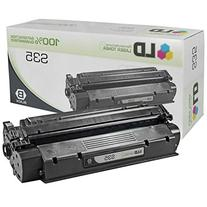 LD © Remanufactured Black Laser Toner Cartridge for Canon