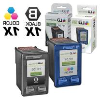 LD © Remanufactured Ink Cartridge Replacements for HP