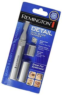 Remington Dual Blade Detail Trimmer Eyebrows Nose Ear