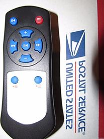 Remote control for the Bose SoundDock series II , III & 10